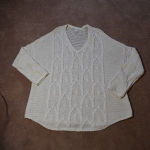 Sonoma Oversized XL Knitted Sweated